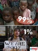 "1 Percent ""joke"""
