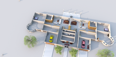 House Design Long Rectangle Hybrid 20151109e